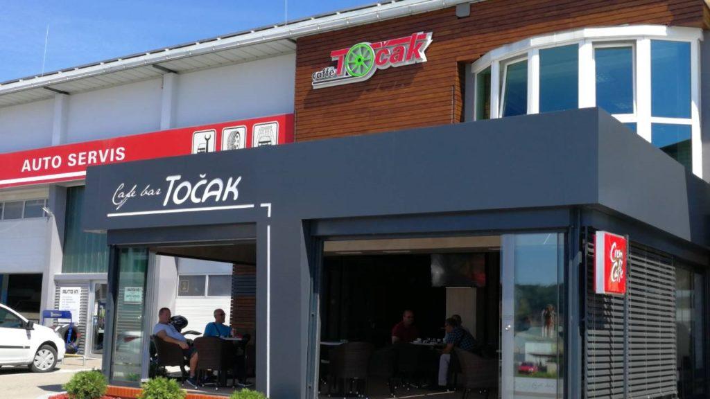 Caffe bar Točak